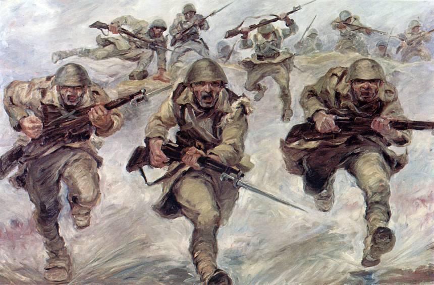 Δέκα πράγματα που δεν γνωρίζετε για τον πόλεμο του '40…