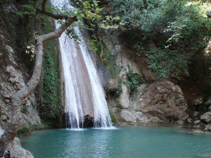 Μια βόλτα στους ωραιότερους καταρράκτες της Ελλάδας!