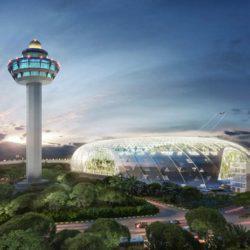 9 υπέροχοι σταθμοί αεροδρομίων υπό κατασκευή