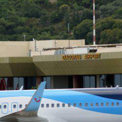 Ρόδος: Αεροσκάφος χτύπησε… σκυλιά κατά την απογείωση