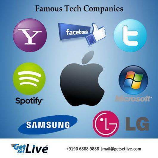 Από που πήραν το ονομά τους μεγάλες τεχνολογικές εταιρίες