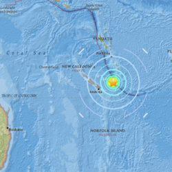 Σεισμός 7 Ρίχτερ στον Ειρηνικό - Κύματα τσουνάμι έχουν παρατηρηθεί