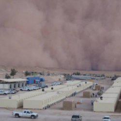 Γιγάντια αμμοθύελλα στο Ιράκ