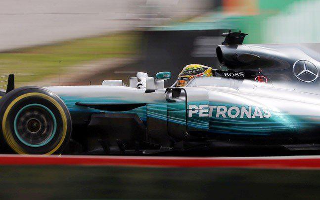 Λήστεψαν το τιμ της Formula 1 της Mercedes στη Βραζιλία
