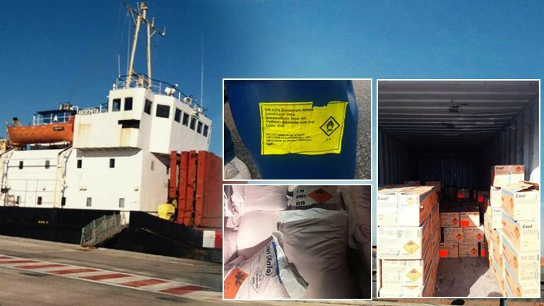 Πλοίο – βόμβα στο λιμάνι του Ηρακλείου