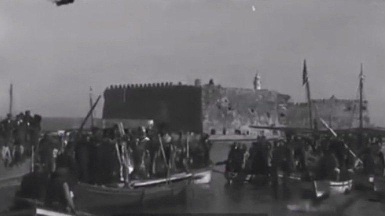 Σπάνιο ντοκουμέντο από την Κρήτη του 1910!