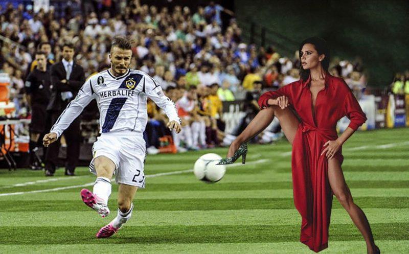 Meme η Victoria Beckham εξαιτίας μιας ιδιαίτερα άβολης πόζας