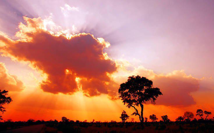Μια ξεχωριστή βόλτα στο μεγαλύτερο εθνικό πάρκο της Νότιας Αφρικής