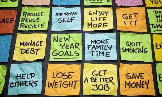 Έρευνα: Οι αποφάσεις που παίρνουμε κάθε Πρωτοχρονιά και που… σπάνια τηρούμε!