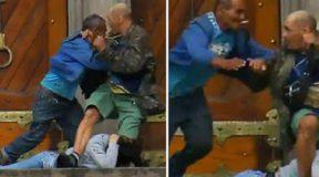 Άστεγος χάνει τη ζωή του για να σώσει περαστική γυναίκα από επίθεση με όπλο!
