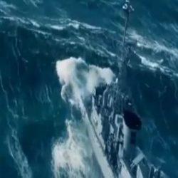 Τα τεράστια κύματα του ακρωτηρίου Χορν!
