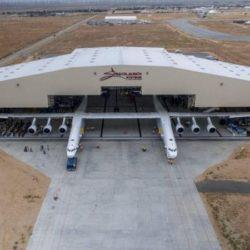 Έτοιμο για απογείωση το μεγαλύτερο αεροπλάνο στον κόσμο