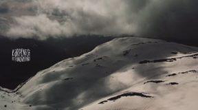 Το Καρπενήσι στα λευκά – Απολαύστε το από ψηλά