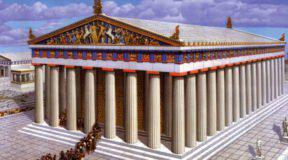 Δείτε τον Παρθενώνα και ακόμη έξι ιστορικά μνημεία να «ζωντανεύουν»
