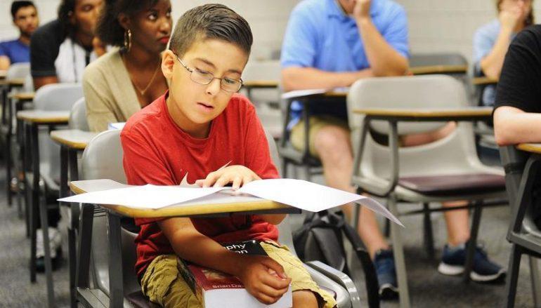 To 10χρονο παιδί-θαύμα από την Κάλυμνο με δείκτη ευφυΐας 200 που μπήκε σε Πανεπιστήμιο