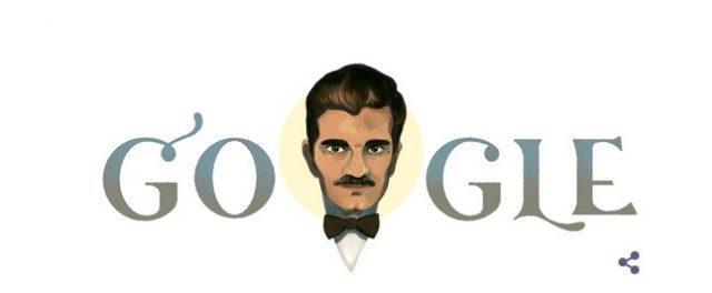 Ομάρ Σαρίφ: Η Google τιμά τον μεγάλο ηθοποιό με ένα doodle!