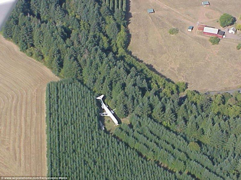 Πώς ένα αεροπλάνο της Ολυμπιακής έγινε σπίτι στο Πόρτλαντ