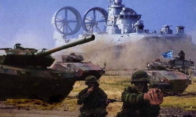 Πόλεμος Ελλάδας – Τουρκίας: Τι θα συμβεί τις πρώτες 24 ώρες (Bίντεο)