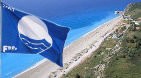 Δεύτερη στον κόσμο με 519 «γαλάζιες σημαίες» η Ελλάδα για το 2018