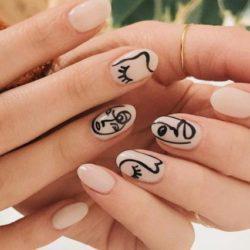 Picasso Nails -H τάση που πρέπει οπωσδήποτε να δοκιμάσεις στο επόμενο ραντεβού για μανικιούρ