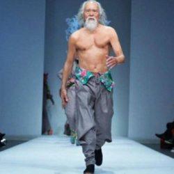 Κινέζος 81 ετών είναι το γηραιότερο μοντέλο του κόσμου - (ΦΩΤΟ & VIDEO)