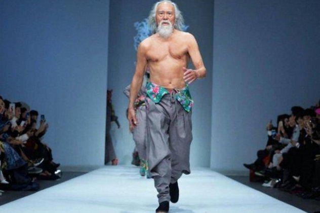Κινέζος 81 ετών είναι το γηραιότερο μοντέλο του κόσμου – (ΦΩΤΟ & VIDEO)