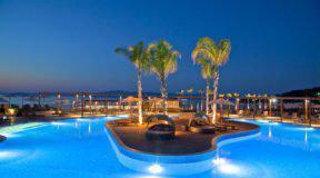 Το πιο μεγάλο και εξωφρενικά πολυτελές ξενοδοχείο στην Ελλάδα κόστισε 120 εκατ. ευρώ