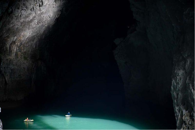 Σπηλιά που προκαλεί δέος – Χωράει 4 φορές την Πυραμίδα της Γκίζας!