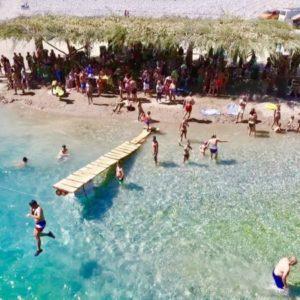 Απόδραση στις παραλίες της Κοιλάδας του Αχελώου