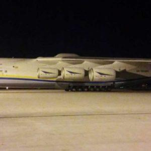 Tο μεγαλύτερο αεροπλάνο του κόσμου στο αεροδρόμιο «Ελ. Βενιζέλος»