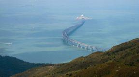 Κίνα: Έτοιμη η μεγαλύτερη θαλάσσια γέφυρα στον κόσμο