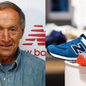 Ο γιος Έλληνα μετανάστη που έχτισε από το μηδέν μία από τις μεγαλύτερες εταιρίες αθλητικών παπουτσιών