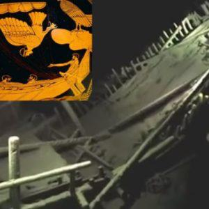 Το «πλοίο του Οδυσσέα»; Αρχαιοελληνικό καράβι 2.400 ετών ανακαλύφθηκε στη Μαύρη Θάλασσα