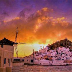 Ίος: Το νησί με την κλασική κυκλαδίτικη αρχιτεκτονική