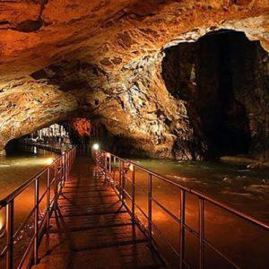 Σπήλαιο Πηγών Αγγίτη...Ένα Μαγευτικό Υπόγειο Ποτάμι