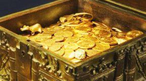 Οι μεγαλύτεροι κρυμμένοι θησαυροί στην Ελλάδα..!!!