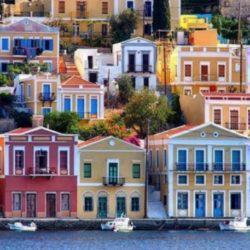 Puzzle: Σύμη-Η πολύχρωμη των Δωδεκανήσων