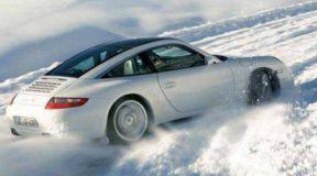 Οδήγηση σε χιόνι και πάγο: Τι να προσέχω