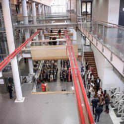 Η δεύτερη μεγαλύτερη βιβλιοθήκη στην Ελλάδα. Με 500.000 βιβλία από τον 16ο αιώνα μέχρι σήμερα