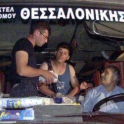 Η πρώτη λεωφοροπειρατεία στην Ελλάδα