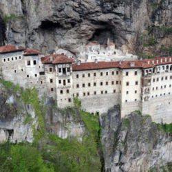 Παναγία Σουμελά: Το μοναστήρι-σύμβολο για τους Έλληνες του Πόντου