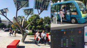 Τα Τρίκαλα είναι έτη φωτός μπροστά: Ελεύθερο Wi-Fi, λεωφορεία χωρίς οδηγούς και ταχύτητες 5G