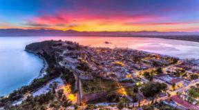 Ναύπλιο, Απόδραση στην πρώτη πρωτεύουσα της Ελλάδας