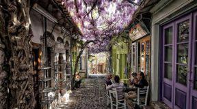 Μόλυβος: Το χωριό στην Λέσβο με τα ωραιότερα καλντερίμια της χώρας