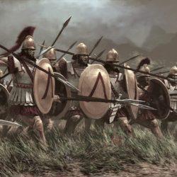 Ο πρώτος επαγγελματικός τακτικός στρατός του κόσμου