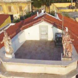 Τα Αναφιώτικα της Πλάκας σε ένα εκπληκτικό βίντεο από ψηλά