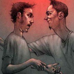 Πίσω από την μάσκα της φιλίας συχνά κρύβονται οι χειρότεροι εχθροί μας