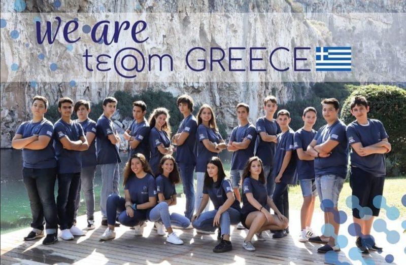 Η ελληνική Ομάδας Ρομποτικής που πήρε το χάλκινο μετάλλιο από 190 χώρες !!!!