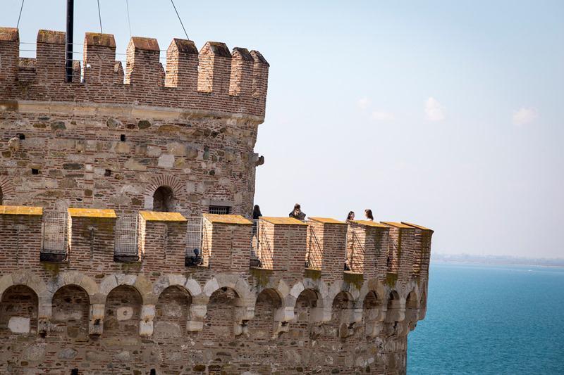 Λευκός Πύργος – Δείτε πως είναι το εσωτερικό του