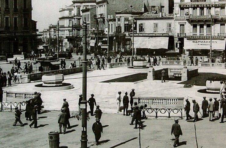 Η ιστορία της Πλατείας Ομονοίας – ένα στολίδι που χάθηκε στη σκόνη